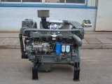 6105azlc de Motor van de Macht van de Motor van de dieselmotor