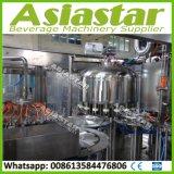 Chaîne de production chaude liquide de boissons de machine de remplissage de jus automatique de pulpe