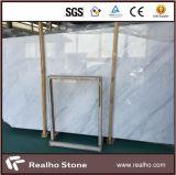Losas de mármol blancas orientales Polished para la venta