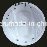 Jacuzzi rotonda di 1600mm con Ce e RoHS (AT-0914)