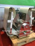 Honglingの良質のステンレス鋼手動表のこね粉Sheeter 520のmm