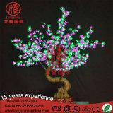 Luz ao ar livre da árvore dos bonsais do diodo emissor de luz do Ce de Hotsale para a decoração do Natal