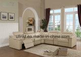 Grosse Größe Hote modernes ledernes hölzernes klassisches Sofa (UL-NS115)