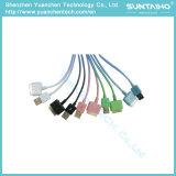Câble usb de caractéristiques de Pin de la qualité 30 pour l'iPhone 4