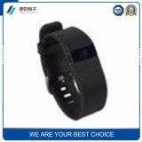 Pulsera elegante impermeable de Bluetooth del paso de progresión de la pulsera 2017 del ritmo cardíaco de la presión arterial del paso de progresión caliente del ejercicio