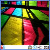 Qualitäts-konkurrenzfähiger Preis Clear&Colored lamelliertes Glas