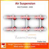 Ycas-001 3車軸上昇機能トレーラーの空気懸垂装置の中断部品