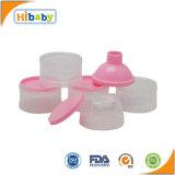 4 capas del bebé del envase de la leche materna para el almacenaje