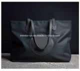 Handbag en cuir d'unité centrale de mode d'OEM belle de Madame Women's