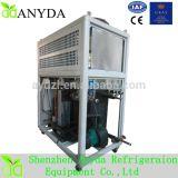 Unità raffreddata aria del refrigeratore di acqua per il riscaldamento e raffreddamento