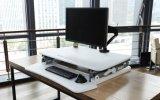 인간 환경 공학 사무실 책상 모니터 탁상용 마운트 팔 가구 부속품