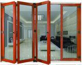 Portas e Windows de dobradura da liga de alumínio de boa qualidade