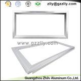 Profili di alluminio industriali/dell'alluminio dell'espulsione per il blocco per grafici chiaro del LED