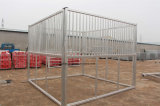 Billig galvanisierte verwendete Pferden-Hürde-Panels/Vieh-rundes Yard-Hürde-Panel (XMS42)