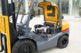 Nuevo tipo carretilla elevadora diesel con marca de fábrica japonesa del Kat del motor