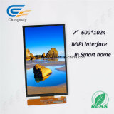 "7 "" 600 (RVB) module d'écran LCD de Pin X1024 40"