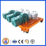 構築の起重機の電動機ギヤ速度減力剤
