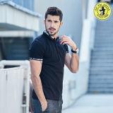 Ultimo polo di modo di disegno per le magliette degli uomini, camice di vestito robuste casuali