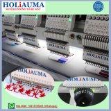 Holiauma Tシャツの刺繍のマルチヘッド刺繍機械機能のためにコンピュータ化される最も新しい15カラー6ヘッド帽子の刺繍機械