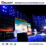 Schermo di visualizzazione locativo dell'interno del LED di colore completo di P2.976 P3.91 P4.81 per uso della fase