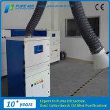 순수하 공기 1500m3/H 기류 (MP-1500SH)를 가진 이동할 수 있는 용접 증기 필터