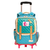 Moda Modern Trolley Student Shoulder Bag Backpack