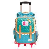 Backpack мешка плеча студента вагонетки способа самомоднейший
