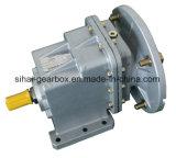 Caixa de engrenagens helicoidal de Src ou de Pcmg com o motor elétrico industrial