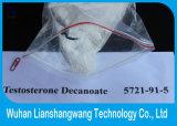 Prueba oral D de Decanoate CAS 5721-91-5 de la testosterona para el edificio de Musle