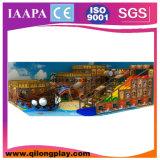 Parque de diversões interno do campo de jogos do disconto de Specfical (QL-1108B)