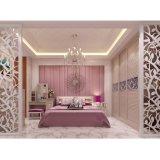 Qualitäts-nach Maß Melamin, das Garderobe für Wohnzimmer schiebt