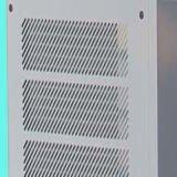 Tipo vertical máquina de prueba de doblez inferior de Temperaturer para los zapatos
