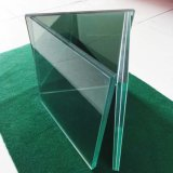 二重三重のパネルの建築艶出しの薄板にされたガラス