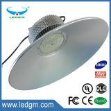 alta luz de la bahía LED de 120W Samsung SMD