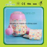 Couches-culottes remplaçables de bébé des meilleurs prix et de bon coton d'absorptivité pour le marché de Lagos