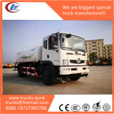Construction de trottoir pavant le camion de pulvérisateur d'asphalte de route