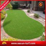 Césped sintetizado ULTRAVIOLETA anti suave durable de la hierba