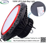 150W SMD3030 Chip UFO LED Hoch-Bucht Glühlampe-Lampe IP65 Philips