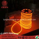 Lampe au néon orange flexible du néon 12V du degré 100m/Roll de DEL 360