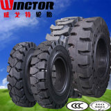200/50-10 pneu industriel solide, pneu solide du pneu 200/50-10 Linde de chariot élévateur