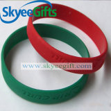 Förderung-Produkt-buntes Silikon-Armband