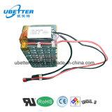 18650 IonenBatterij van uitstekende kwaliteit van het Lithium van de Batterij 36V 2.2ah van Li de Ionen voor Autoped