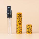 Duftstoff-Flasche des Glasgefäß-8ml für Kosmetik-Duftstoff-Aluminium