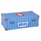 Imballaggio personalizzato immaginazione del contenitore di regalo della valigia del documento del cartone di disegno