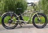 Croiseur à vélo électrique avec frein à disque Zoom