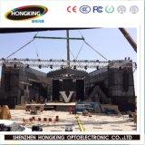 Farbenreiche Bildschirmanzeige-Innenwand des Bildschirm-P3.91