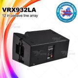 Vrx932la는 선 배열 스피커 상자 음성 코일 이중으로 한다