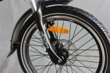 """Bicicletta TUV (JSL039X-3) del nero della batteria di litio 36V del Portable 20 pieghevoli """""""