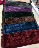 L'alta qualità di Raschel di colore di Singel imprime la moquette di preghiera