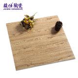 Salle de séjour en bois de chambre à coucher de la tuile 600X600mm de plancher de céramique de Foshan Juimsi